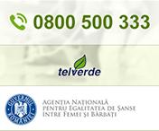Numărul unic naţional pentru victimele violentei in familie cu program non-stop